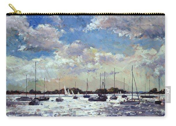 Evening Light - Gulf Of Morbihan Carry-all Pouch
