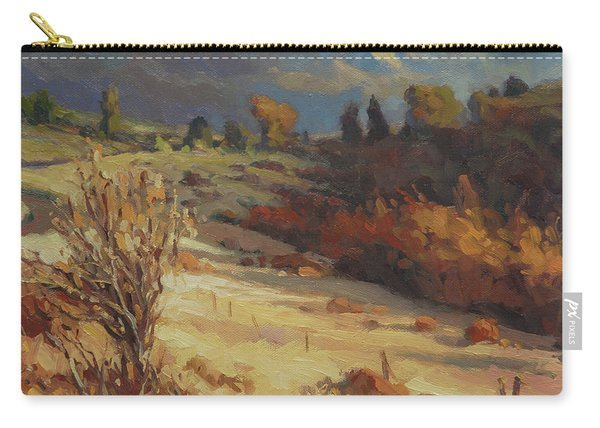 Evening Shadows Carry-all Pouch