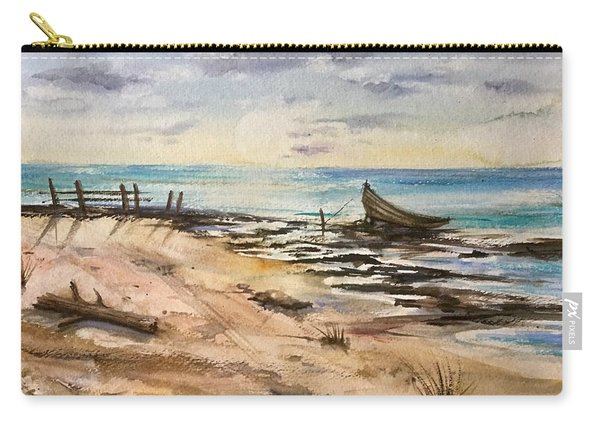 Evening Solitute Carry-all Pouch