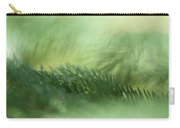 Evergreen Mist Carry-all Pouch