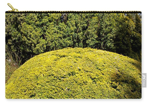 Evergreen Tops Carry-all Pouch