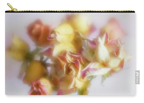 Everlasting Rose Buds Carry-all Pouch
