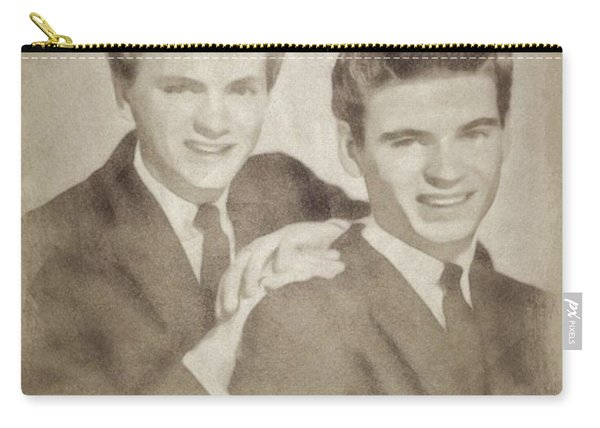 Everly Brothers Carry-all Pouch