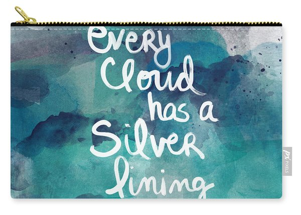 Every Cloud Carry-all Pouch