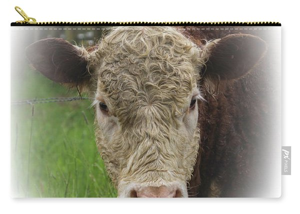 Everybody Loves A Cow Carry-all Pouch