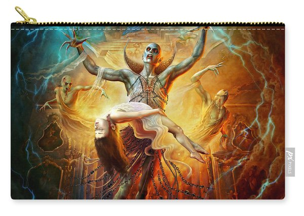 Evil God Carry-all Pouch