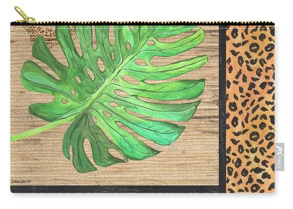 Exotic Palms 3 Carry-all Pouch