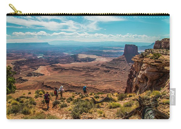 Expansive View Carry-all Pouch