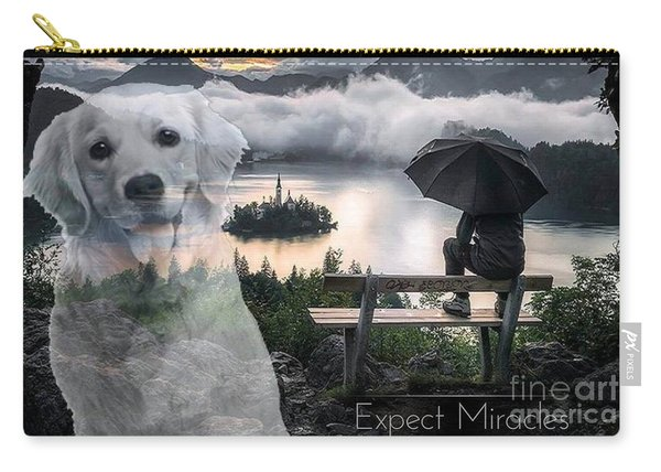 Expect Miracles Carry-all Pouch