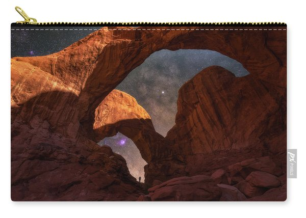 Explore The Night Carry-all Pouch