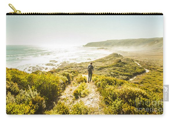 Exploring The West Coast Of Tasmania Carry-all Pouch
