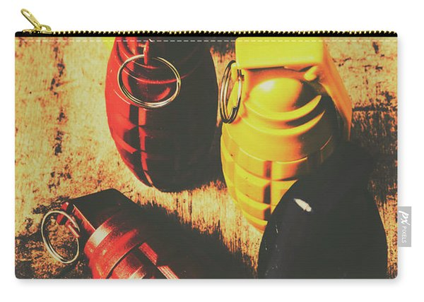 Explosive Ordnance Carry-all Pouch