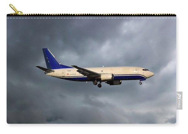 Express Air Cargo Boeing 737-3g7 Carry-all Pouch