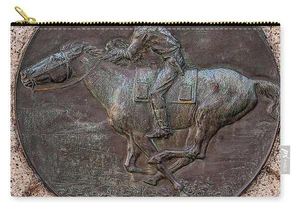 Express Riders Carry-all Pouch