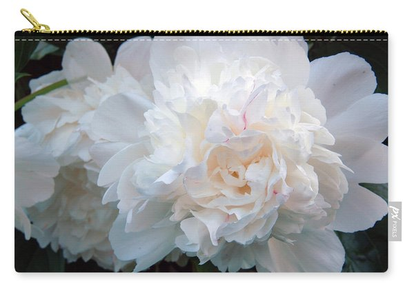 Extravagant Peony Carry-all Pouch