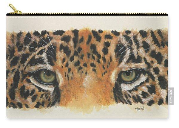 Jaguar Gaze Carry-all Pouch