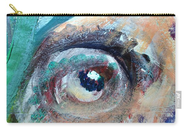 Eye Go Slow Carry-all Pouch