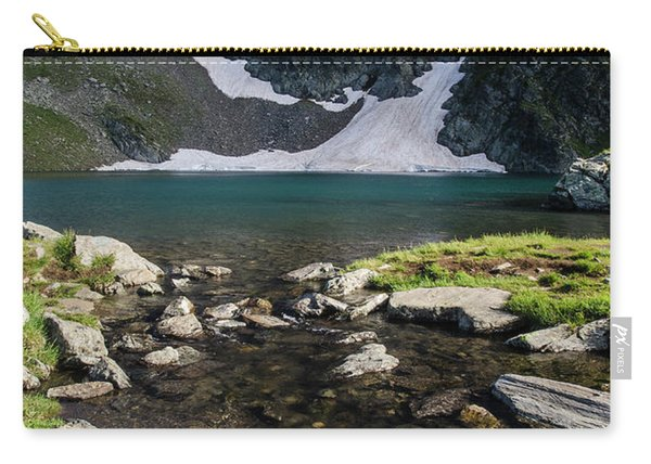Eye Lake-rila Lakes Carry-all Pouch