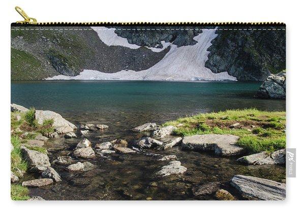 Eye Lake-rila Lakes Carry-all Pouch