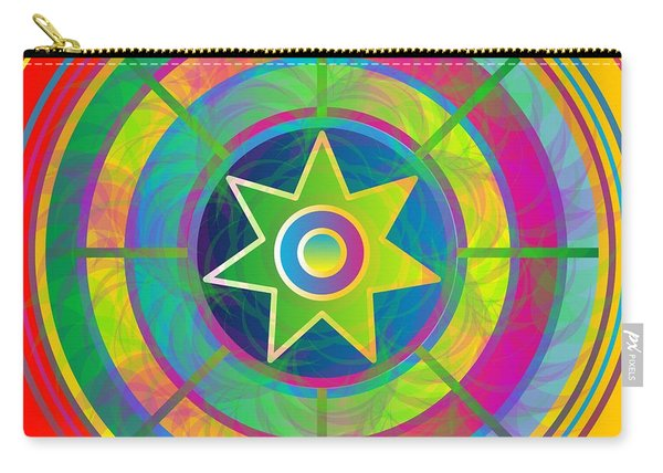 Eye Of Kanaloa 2012 Carry-all Pouch