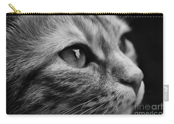 Eye Of The Cat Carry-all Pouch