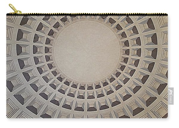 Wide View Of A Dome Carry-all Pouch