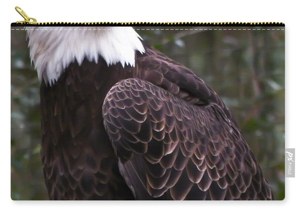 Eye Of The Eagle Carry-all Pouch
