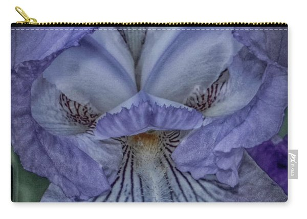 Eye Of The Iris Carry-all Pouch