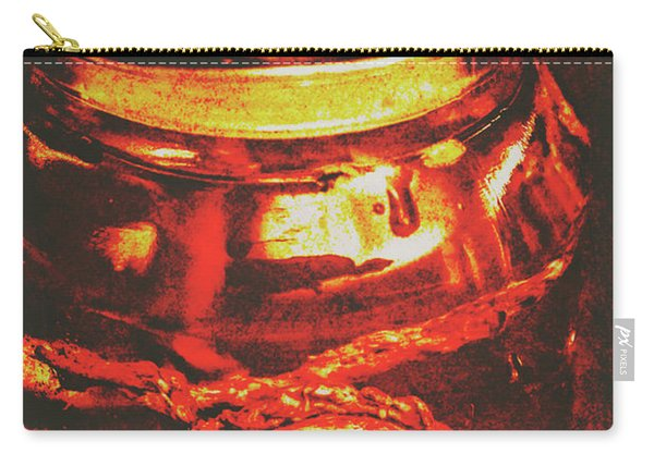 Eyes Of Formaldehyde Carry-all Pouch
