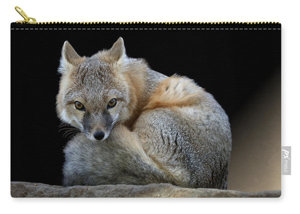Eyes Of The Fox Carry-all Pouch