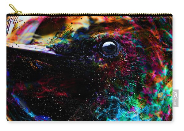 Eyes Of The World Carry-all Pouch