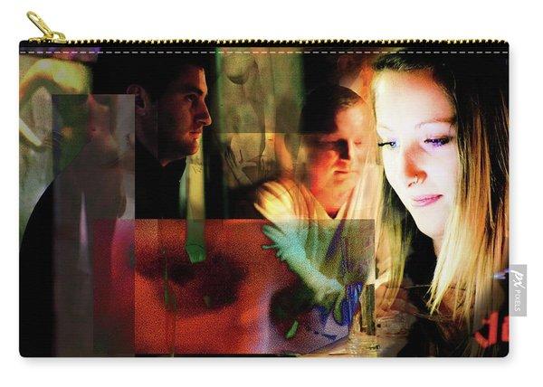 Eyes Wide Shut - Stanley Kubrick's Movie Interpretation Carry-all Pouch