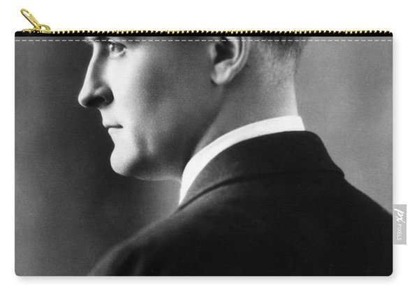 F. Scott Fitzgerald Circa 1925 Carry-all Pouch