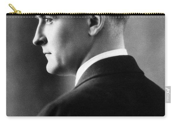 F. Scott Fitzgerald Circa 1925 Carry-all Pouch