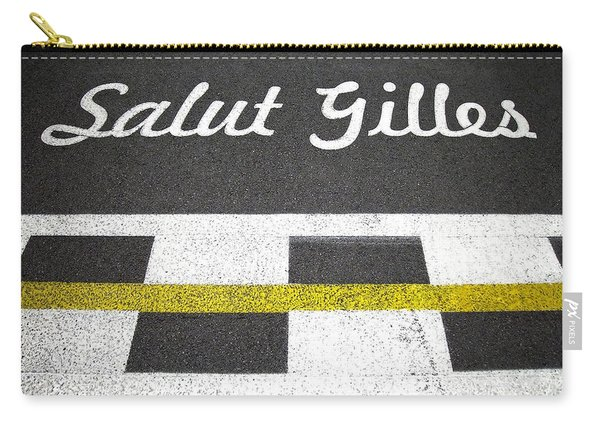 F1 Circuit Gilles Villeneuve - Montreal Carry-all Pouch