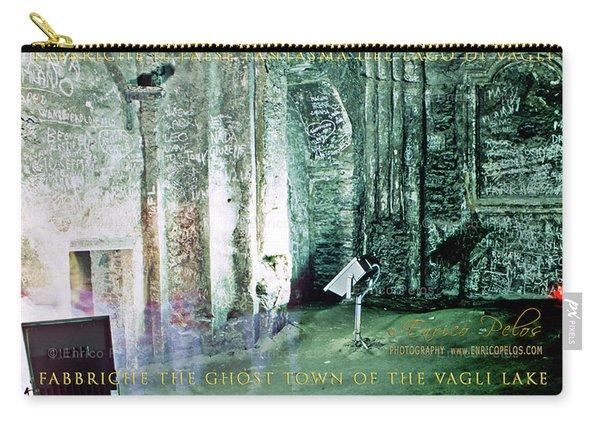 Fabbriche Di Vagli Paese Fantasma Ghost Town 5 Carry-all Pouch