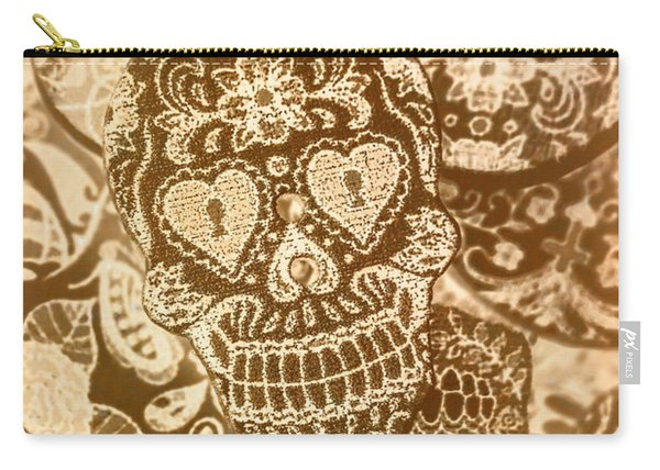 Fabric And Folklore Carry-all Pouch