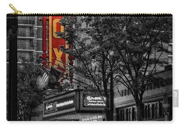Fabulous Fox Theater Carry-all Pouch