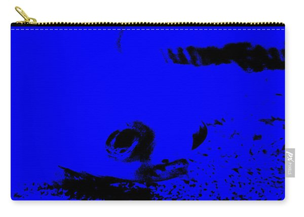 Face From The Deep Carry-all Pouch