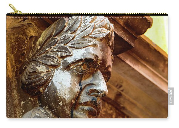 Face In The Streets - Rovinj, Croatia Carry-all Pouch
