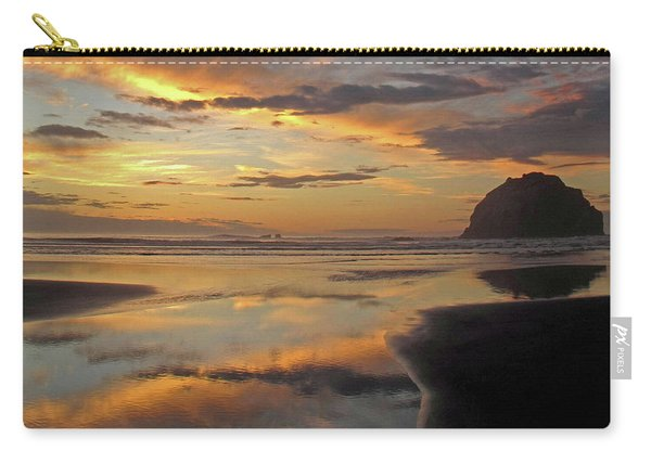 Face Rock Beauty Carry-all Pouch