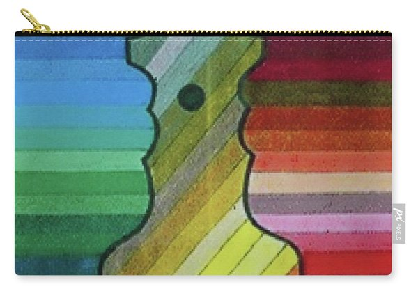 Faces Of Pride Carry-all Pouch