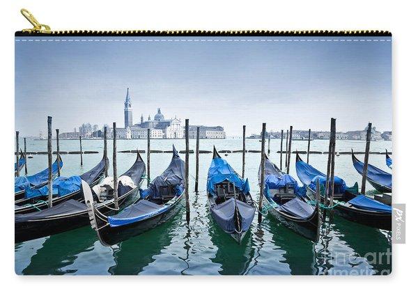 Facing San Giorgio Maggiore Carry-all Pouch