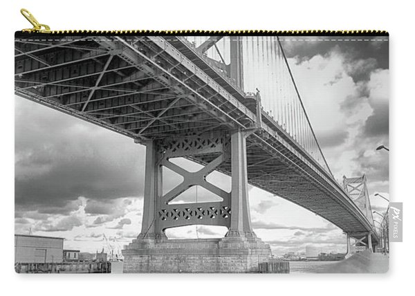 Fade To Bridge Carry-all Pouch