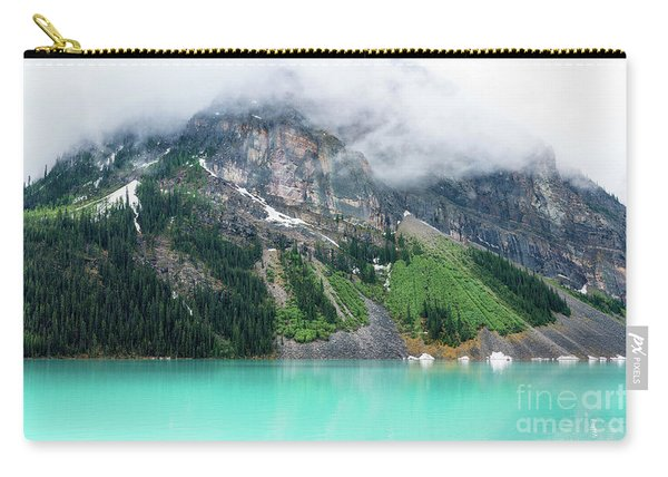 Fairview Mountain Above Lake Louise Carry-all Pouch