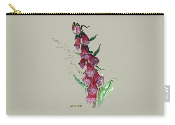 Fairy Bells Carry-all Pouch
