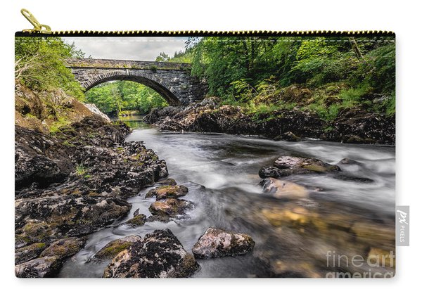 Fairy Glen Bridge Carry-all Pouch