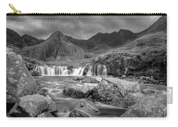 Fairy Pools Waterfall Carry-all Pouch