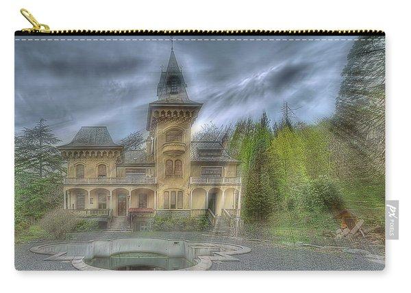 Fairytale Villa - Villa Delle Fiabe Carry-all Pouch