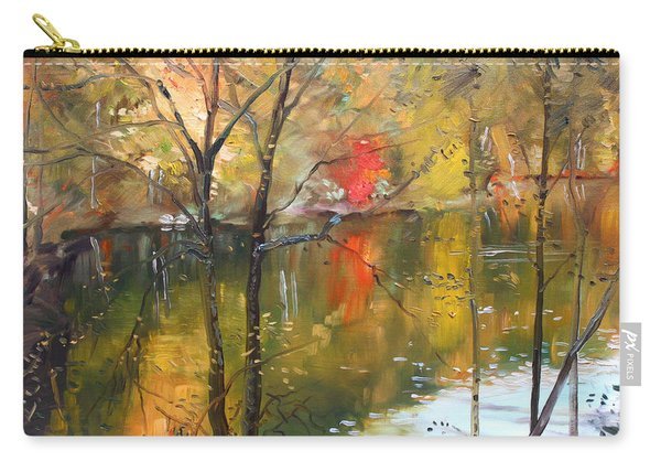 Fall 2009 Carry-all Pouch
